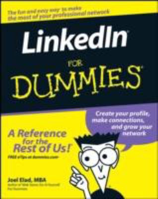 LinkedIn for Dummies 9780470281352