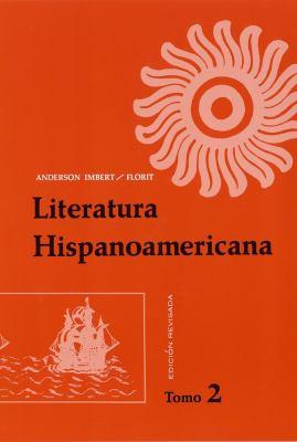 Literatura Hispanoamericana 9780470002858