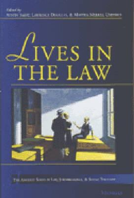 Lives in the Law 9780472112531