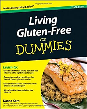 Living Gluten-Free for Dummies 9780470585894