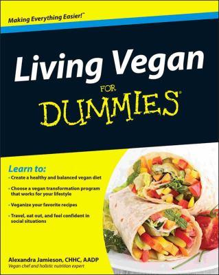 Living Vegan for Dummies 9780470522141