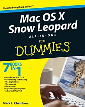 Mac OS X Snow Leopard All-In-One for Dummies 9780470435410