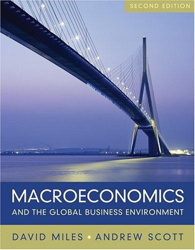 Macroeconomics and the Global Business Environment 9780471644552