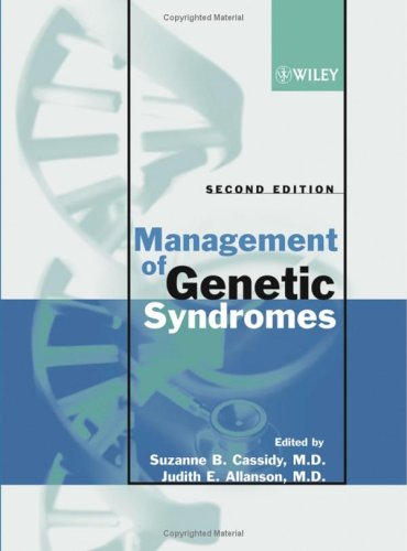 Management of Genetic Syndromes 9780471308706