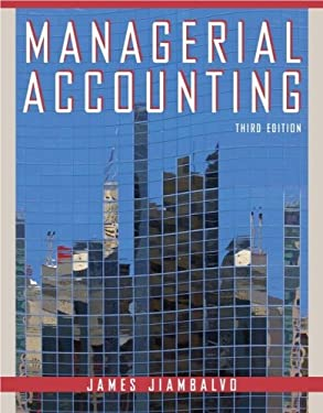 Managerial Accounting 9780470038154