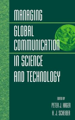 Managing Global Communication in Science and Technology 9780471249221
