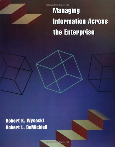 Managing Information Across the Enterprise 9780471127192