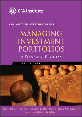 Managing Investment Portfolios: A Dynamic Process 9780470080146
