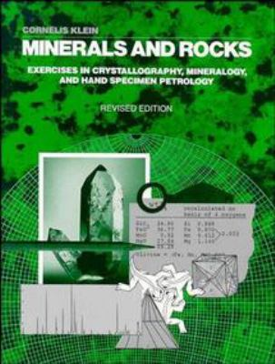Manual of Mineralogy (After James D. Dana), Exercises 9780471000426