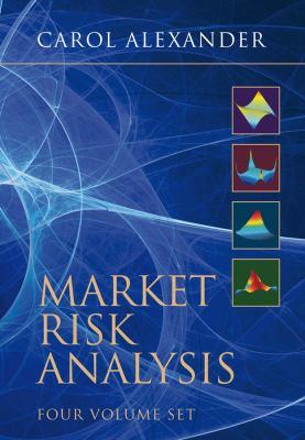Market Risk Analysis, Four Volume Set 9780470997994