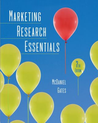 Marketing Research Essentials 9780470169704