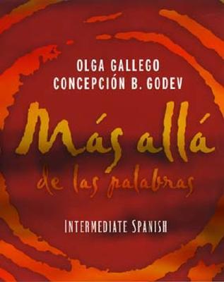 Mas Alla de Las Palabras: Intermediate Spanish 9780471297628