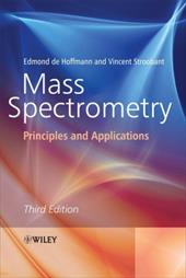 Mass Spectrometry: Principles and Applications 1503161