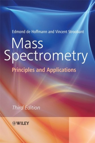 Mass Spectrometry: Principles and Applications 9780470033104