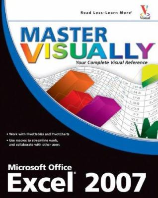Master Visually: Excel 2007 9780470181706