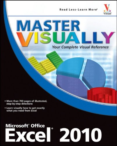 Master Visually Excel 2010 9780470577691