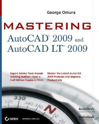 Mastering AutoCAD 2009 and AutoCAD LT 2009 9780470287040