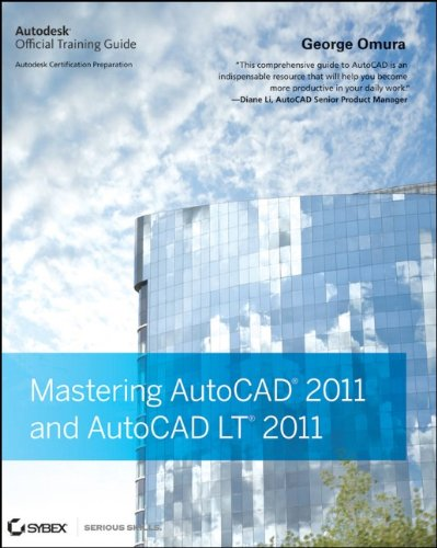 Mastering AutoCAD 2011 and AutoCAD LT 2011 [With CDROM] 9780470621974