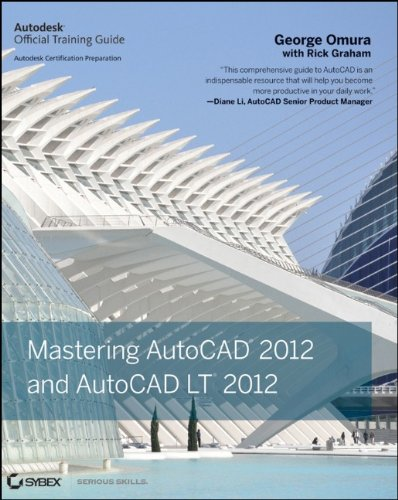 Mastering AutoCAD 2012 and AutoCAD LT 2012 [With DVD] 9780470952887