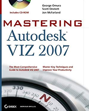 Mastering Autodesk Viz 2007 [With CD-ROM] 9780470072721