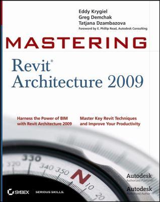 Mastering Revit Architecture 9780470295281