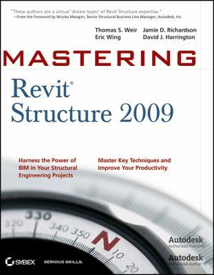 Mastering Revit Structure 2009 9780470384404