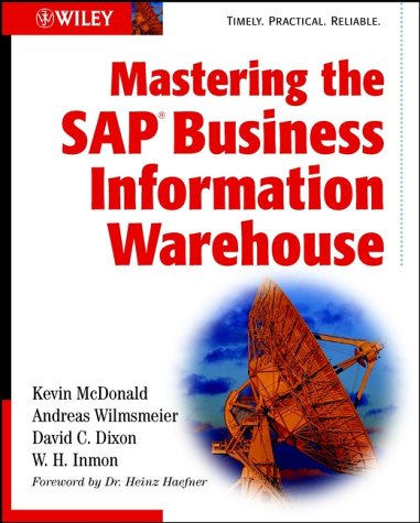 Mastering the SAP Business Information Warehouse 9780471219712