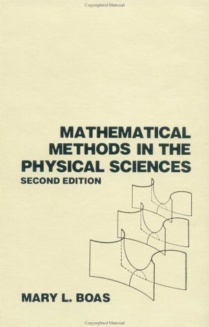 Mathematical Methods in the Physical Sciences 9780471044093