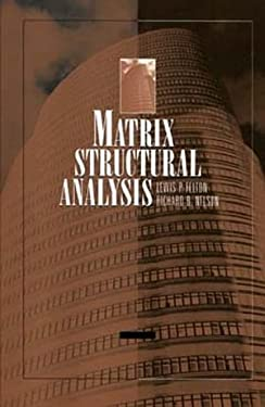 Matrix Structural Analysis 9780471123248