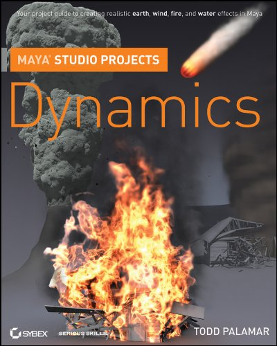 Maya Studio Projects: Dynamics [With DVD] 9780470487761