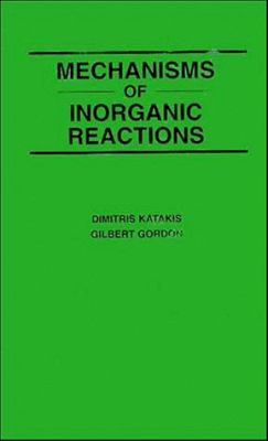 Mechanisms of Inorganic Reactions 9780471842583