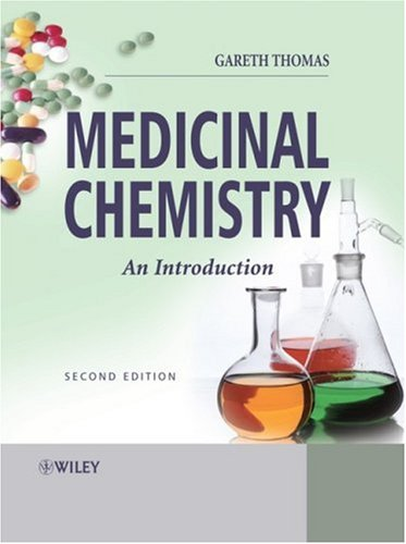 Medicinal Chemistry: An Introduction 9780470025987