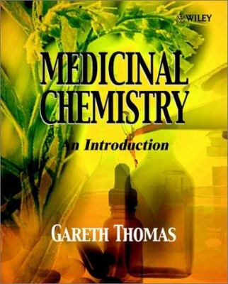 Medicinal Chemistry: An Introduction 9780471489351