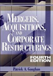 Mergers, Acquisitions, and Corporate Restructurings 1570382