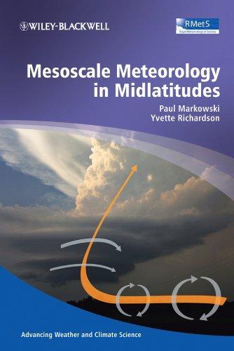 Mesoscale Meteorology in Midlatitudes 9780470742136