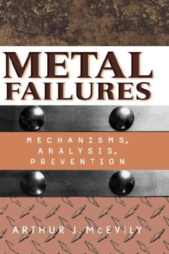 Metal Failures: Mechanisms, Analysis, Prevention 9780471414360