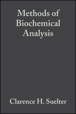 Methods of Biochemical Analysis, Biomedical Applications of Mass Spectrometry 9780471613039