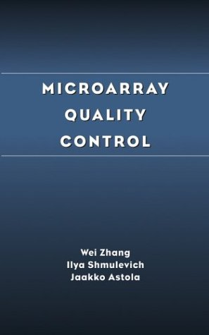 Microarray Quality Control 9780471453444