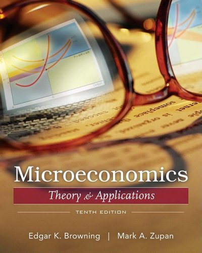 Microeconomics: Theory and Applications 9780470128916