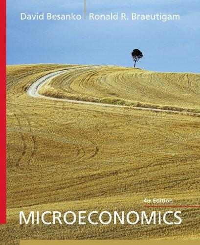 Microeconomics 9780470563588