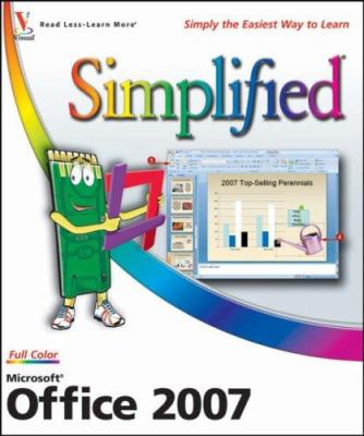 Microsoft Office 2007 Simplified 9780470045893