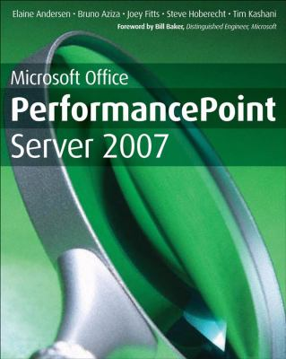 Microsoft Office PerformancePoint Server 2007 9780470229071