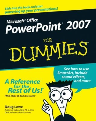 Microsoft Office PowerPoint 2007 for Dummies 9780470040591