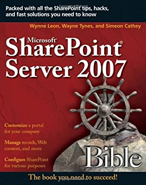 Microsoft SharePoint Server 2007 Bible 9780470008614