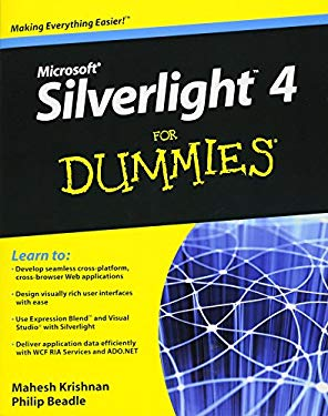 Microsoft Silverlight 4 for Dummies 9780470524657