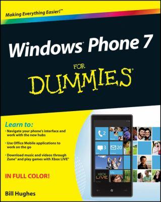 Windows Phone 7 for Dummies 9780470880111