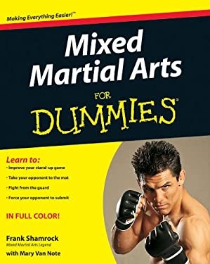 Mixed Martial Arts for Dummies 9780470390719