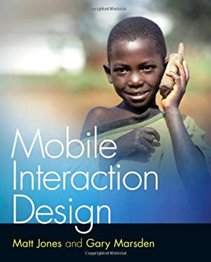 Mobile Interaction Design 9780470090893