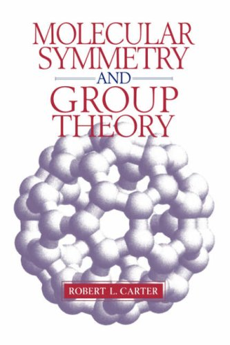 Molecular Symmetry and Group Theory 9780471149552