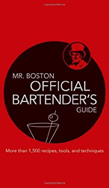 Mr. Boston Official Bartender's Guide 9780470390658